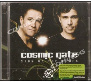 Cosmic Gate : SIGN OF THE TIMES + Non-Stop DJ Mix 2CD Edition