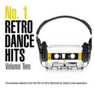 No.1 Retro Dance Hits Volume 2 - 2CD