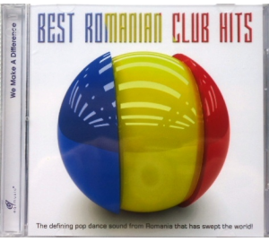 BEST ROMANIAN CLUB HITS 2CD - Defining Pop Dance Sound From Romania