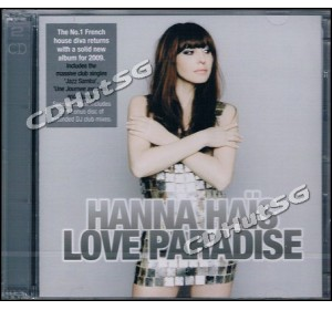 Hanna Hais : LOVE PARADISE Special 2CD Edition