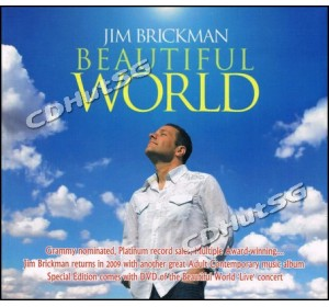 Jim Brickman : BEAUTIFUL WORLD Special CD+DVD Edition 2009