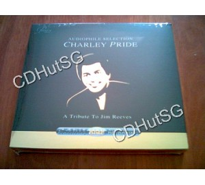 Charley Pride : AUDIOPHILE SELECTION - A Tribute To Jim Reeves 24Bit Remastering CD