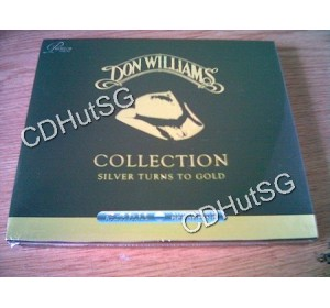 Don Williams : COLLECTION - SILVER TURNS TO GOOD 24bit Audiophile CD