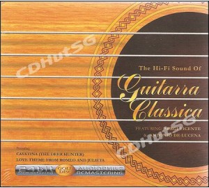 Hi-Fi Sound Of GUITARRA CLASSICA Ft Sergi Vicente & Antonio De Lucena 24bit Audiophile