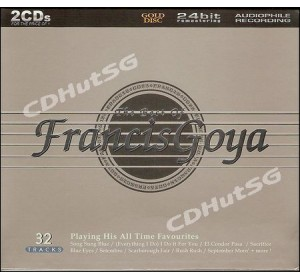 Francis Goya : BEST OF 2CD Audiophile 24bit Remastered