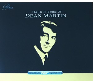 Dean Martin : The HI-FI SOUND OF Dean Martin Audiophile 24Bit Remastering CD