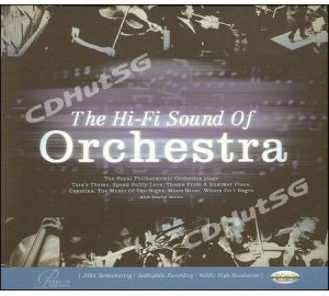 Hi-Fi Sound Of Orchestra Vol.1 : Audiophile CD 24bit 96kHz