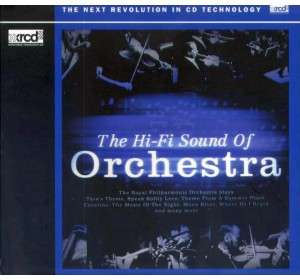The Royal Philharmonic Orchestra : THE HI-FI SOUND OF ORCHESTRA XRCD