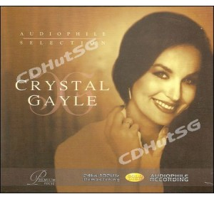 Crystal Gayle : AUDIOPHILE SELECTION CD 24bit 192kHz