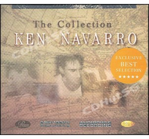Ken Navarro : THE COLLECTION 24bit 192khz Audiophile CD