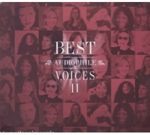 BEST AUDIOPHILE VOICES II - Vol.2 CD Album 24Bit Audiophile Recording