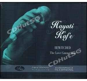 Hayati Kafe : BEWITCHED THE LOVE CONNECTION Audiophile CD