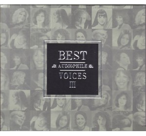 BEST AUDIOPHILE VOICES III - Vol.3 CD Album 24Bit Remastering