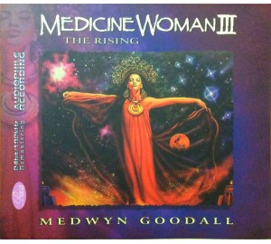 Medwyn Goodall : MEDICINE WOMAN III - The Rising 24bit 192kHz Remastering Audiophile CD