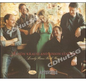 Alison Krauss & Union Station: LONELY RUNS BOTH WAYS Audiophile CD