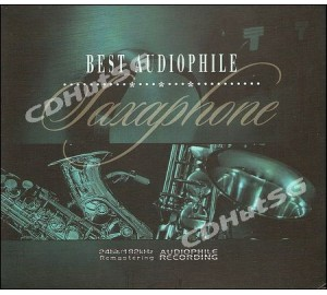 BEST AUDIOPHILE SAXAPHONE : CD 24bit 96kHz Remastered