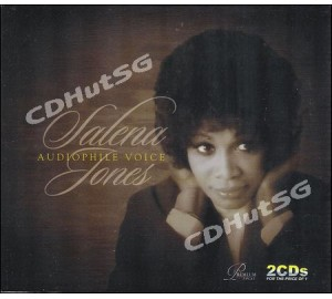 Salena Jones : AUDIOPHILE VOICE 2CD Album