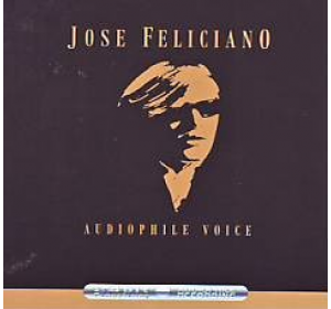 Jose Feliciano : AUDIOPHILE VOICE Audiophile 24Bit Remastering CD