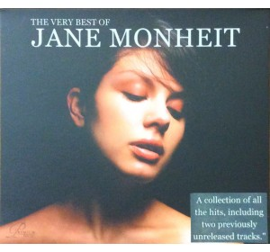 Jane Monheit : THE VERY BEST OF Hits Collection CD