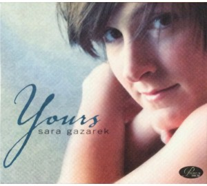 Sara Gazarek : YOURS CD Album