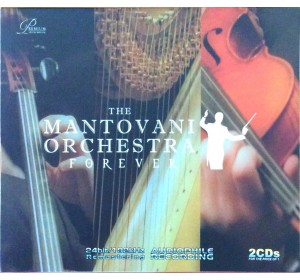 Mantovani Orchestra : FOREVER 24bit 192kHz Remastering Audiophile Recording 2CD