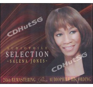 Salena Jones : AUDIOPHILE SELECTION I - Vol.1 24Bit Remastering CD