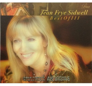Jean Frye Sidwell : BEST OF III Vol.3 24bit 192kHz Remastering Audiophile CD