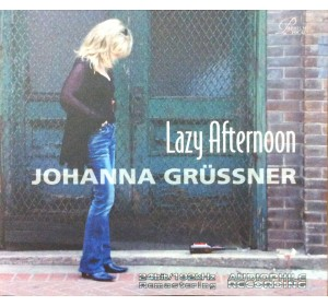 Johanna Grussner : LAZY AFTERNOON 24bit 192kHz Remastering Audiophile CD