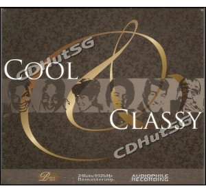 COOL & CLASSY : Audiophile CD 24Bit 192Khz Remastered