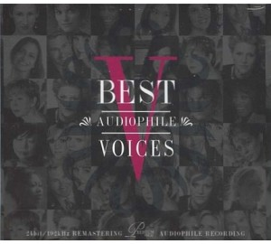 BEST AUDIOPHILE VOICES V - Vol.5 CD Album 24Bit Audiophile Recording