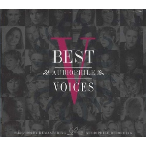 BEST AUDIOPHILE VOICES V - Vol 5 CD Album 24Bit Audiophile Recording