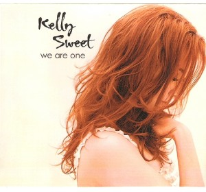 Kelly Sweet : WE ARE ONE CD Album