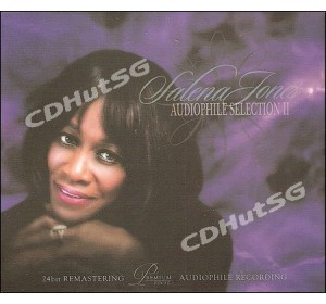Salena Jones : AUDIOPHILE SELECTION II - Vol.2 24Bit Remastering CD