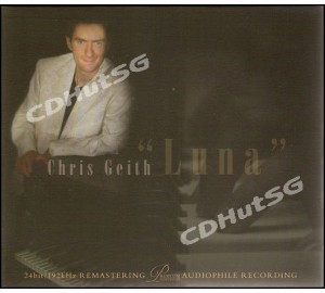 Chris Geith : LUNA Audiophile CD 24bit 96kHz