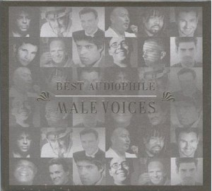 BEST AUDIOPHILE MALE VOICES 24Bit Remastering CD
