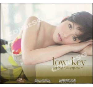 Regine Velasquez : LOW KEY Album Audiophile CD 24Bit 192Khz