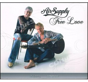 Air Supply : FREE LOVE 24Bit 192KHz Audiophile Recording