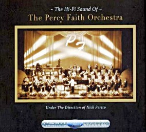 Hi-Fi Sound Of Percy Faith Orchestra : Nick Perito Audiophile CD 24bit 96kHz