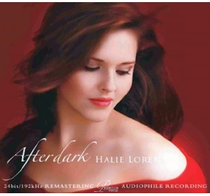 Halie Loren : AFTER DARK Xtra 3Tks 24bit Audiophile CD