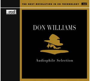 Don Williams : AUDIOPHILE SELECTION XRCD