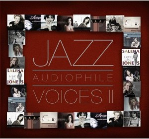 JAZZ AUDIOPHILE VOICES II Vol.2 24bit 192kHz Remastered CD