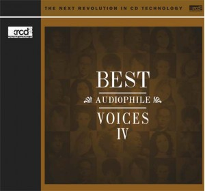 BEST AUDIOPHILE VOICES IV - Vol.4 XRCD