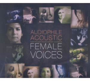 AUDIOPHILE ACOUSTIC FEMALE VOICES : CD 24Bit 192 KHz Remastering