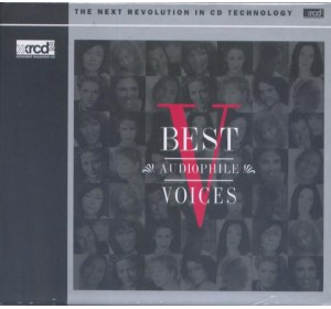 BEST AUDIOPHILE VOICES V - Vol.5 XRCD