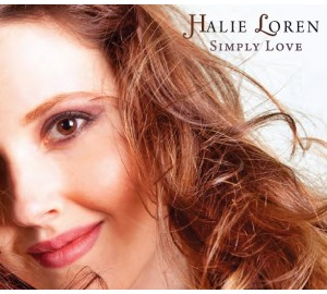 Halie Loren : SIMPLY LOVE CD