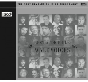 BEST AUDIOPHILE MALE VOICES XRCD