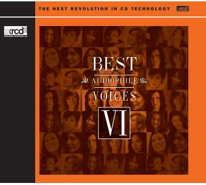 BEST AUDIOPHILE VOICES VI - Vol.6 XRCD
