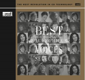 BEST AUDIOPHILE VOICES SELECTION XRCD