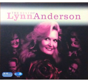 Lynn Anderson : THE BEST OF 16 Hits Collection 24bit Remastering CD