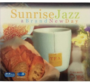 SUNRISE JAZZ - A BRAND NEW DAY 24bit Remastering CD